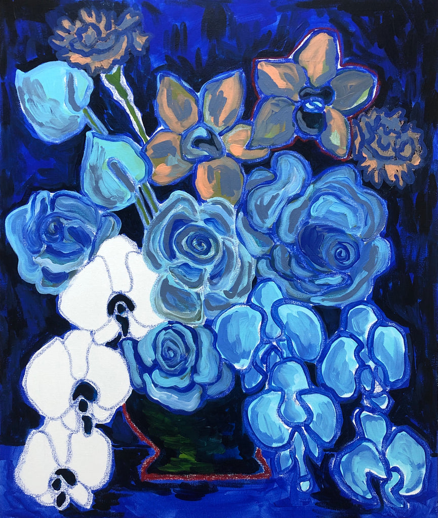 Arrangement in Blues