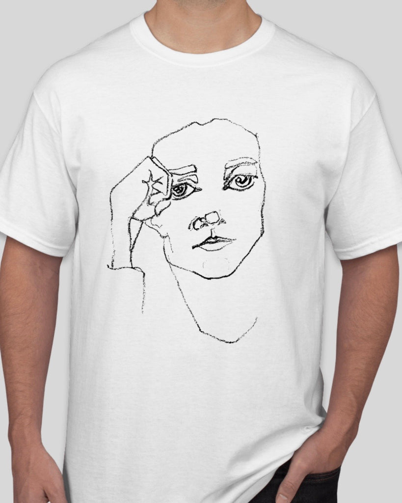 Your Face Here - Custom T-Shirt