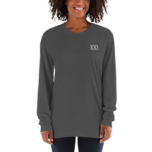 100 Collective - Long Sleeve T-Shirt