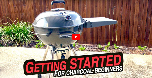 Slow 'N Sear® Kettle Orientation & Charcoal for Beginners