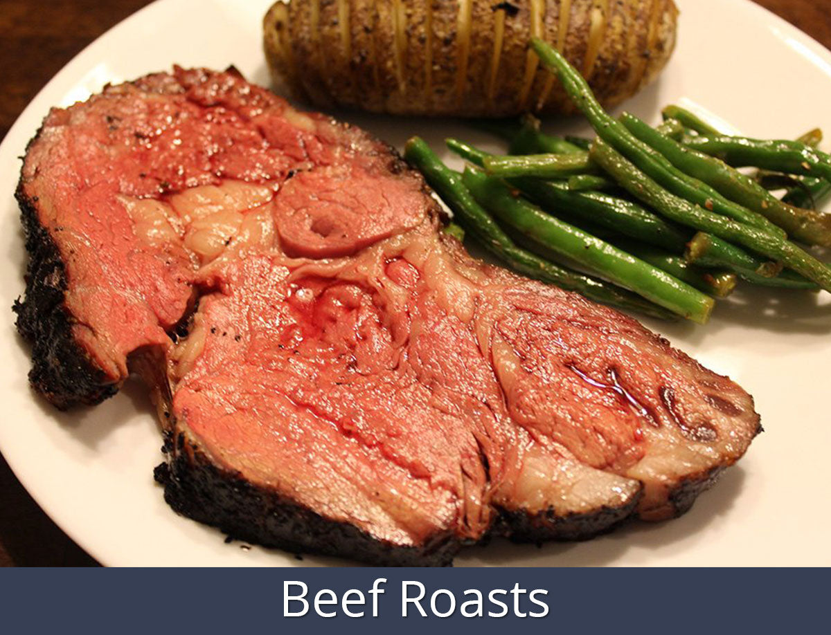 Beef Roasts Recipe | SnS Grills