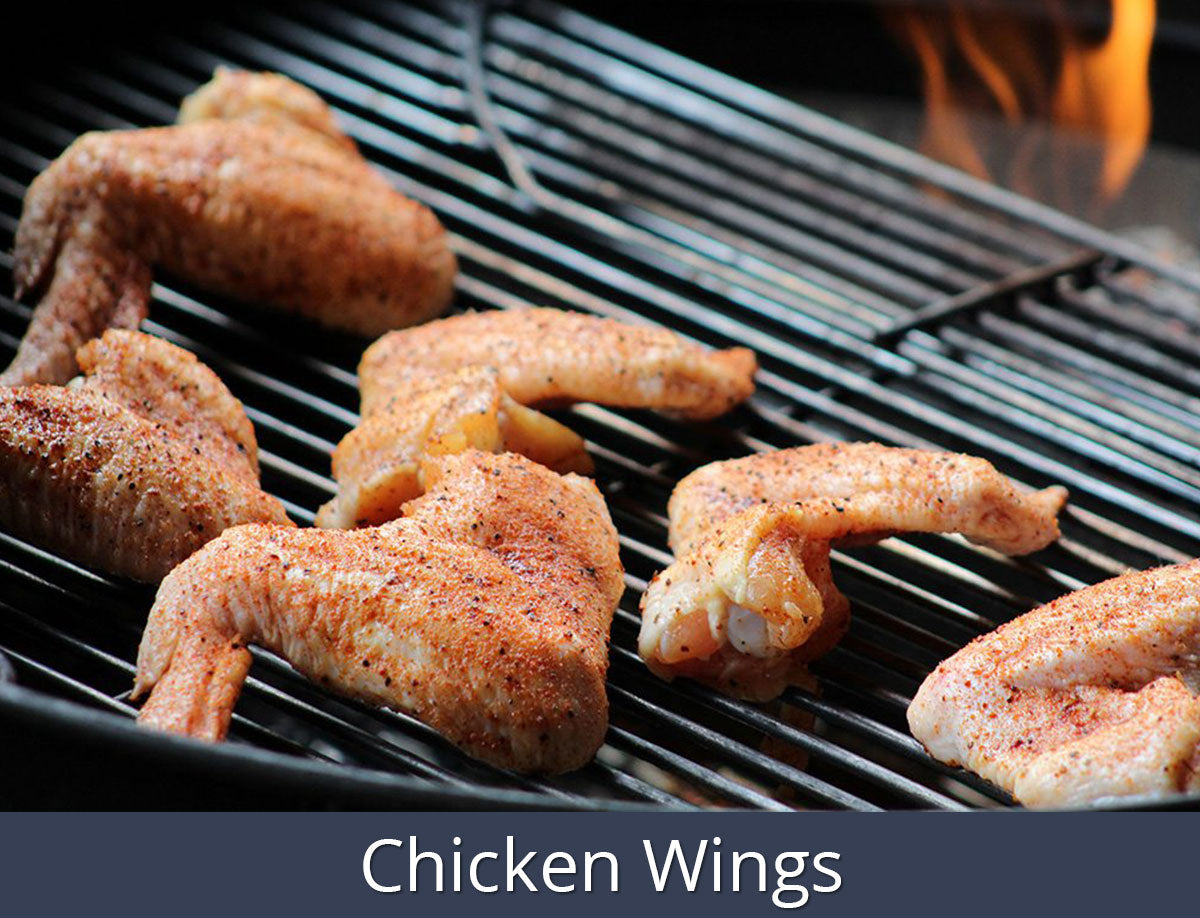 Chicken Wings Recipe | SnS Grills