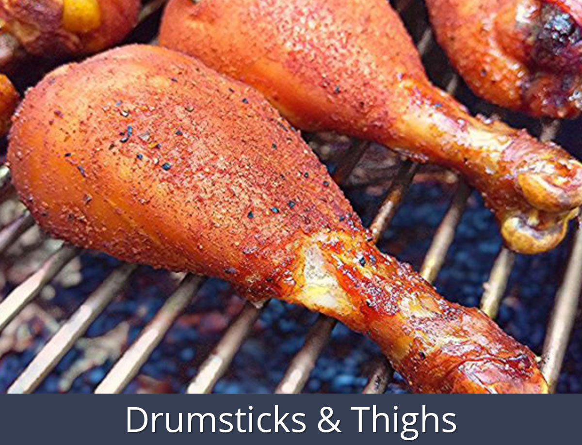 Drumsticks & Thighs Recipe | SnS Grills