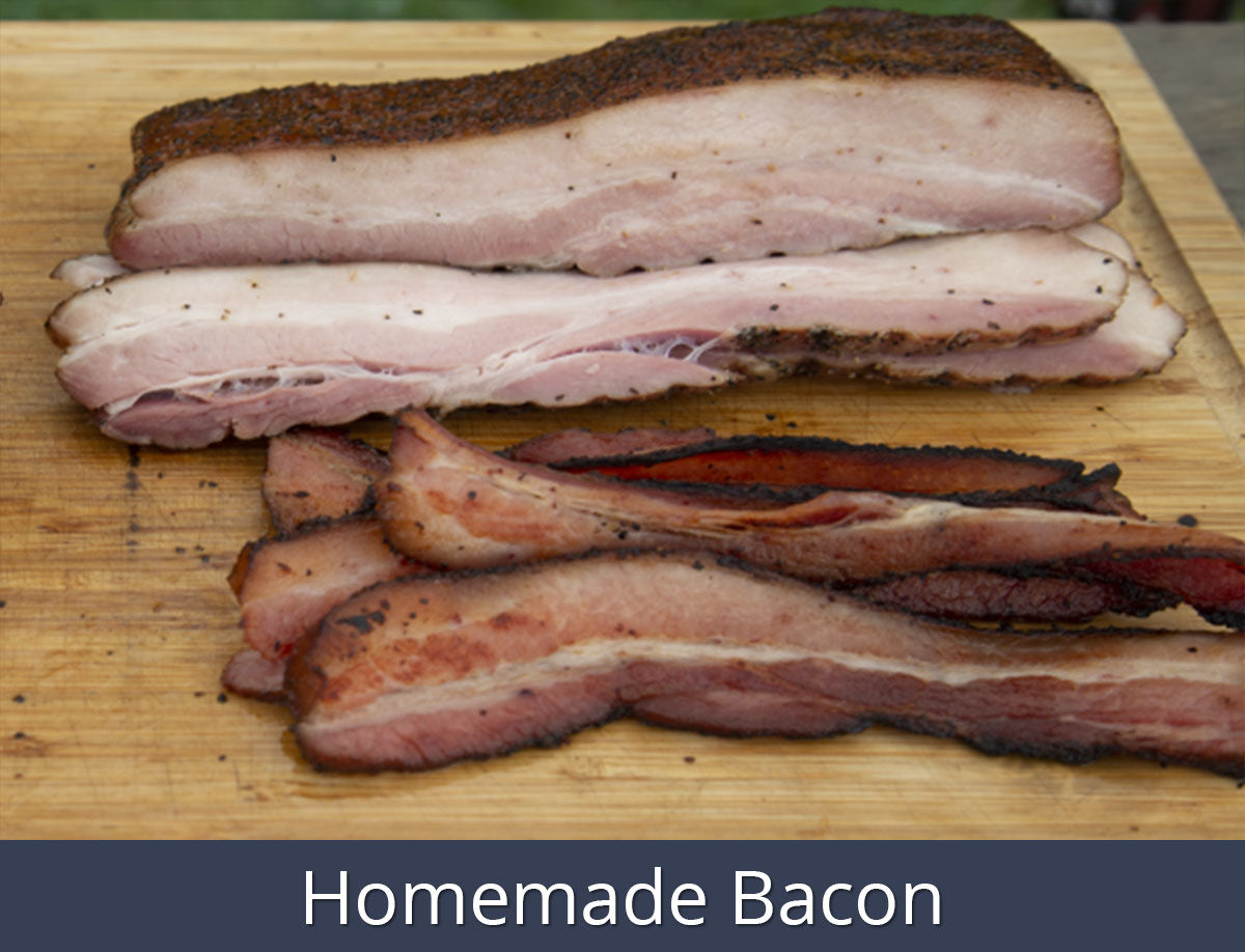 Homemade Bacon Recipe | SnS Grills