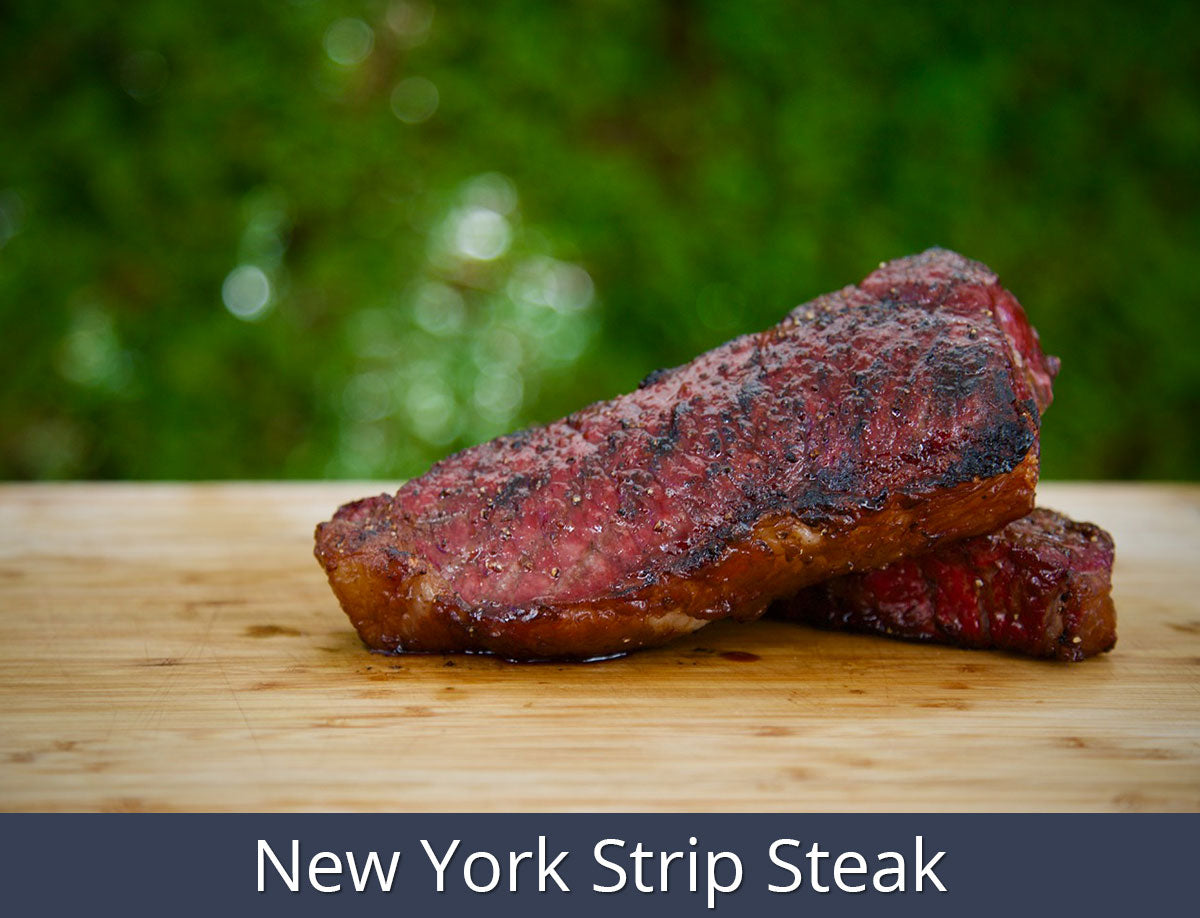New York Strip Steak Recipe | SnS Grills