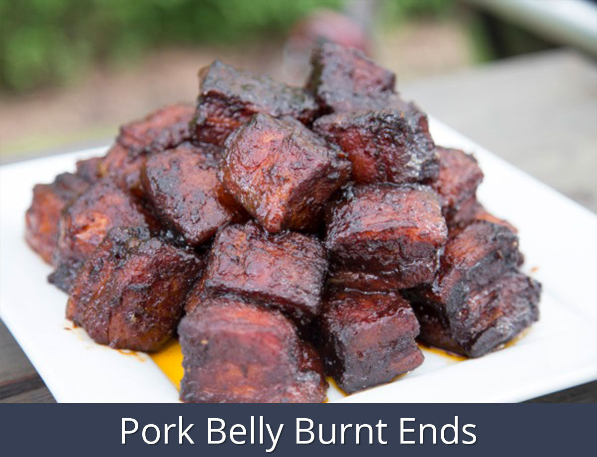 Pork Belly Burnt Ends Recipe | SnS Grills