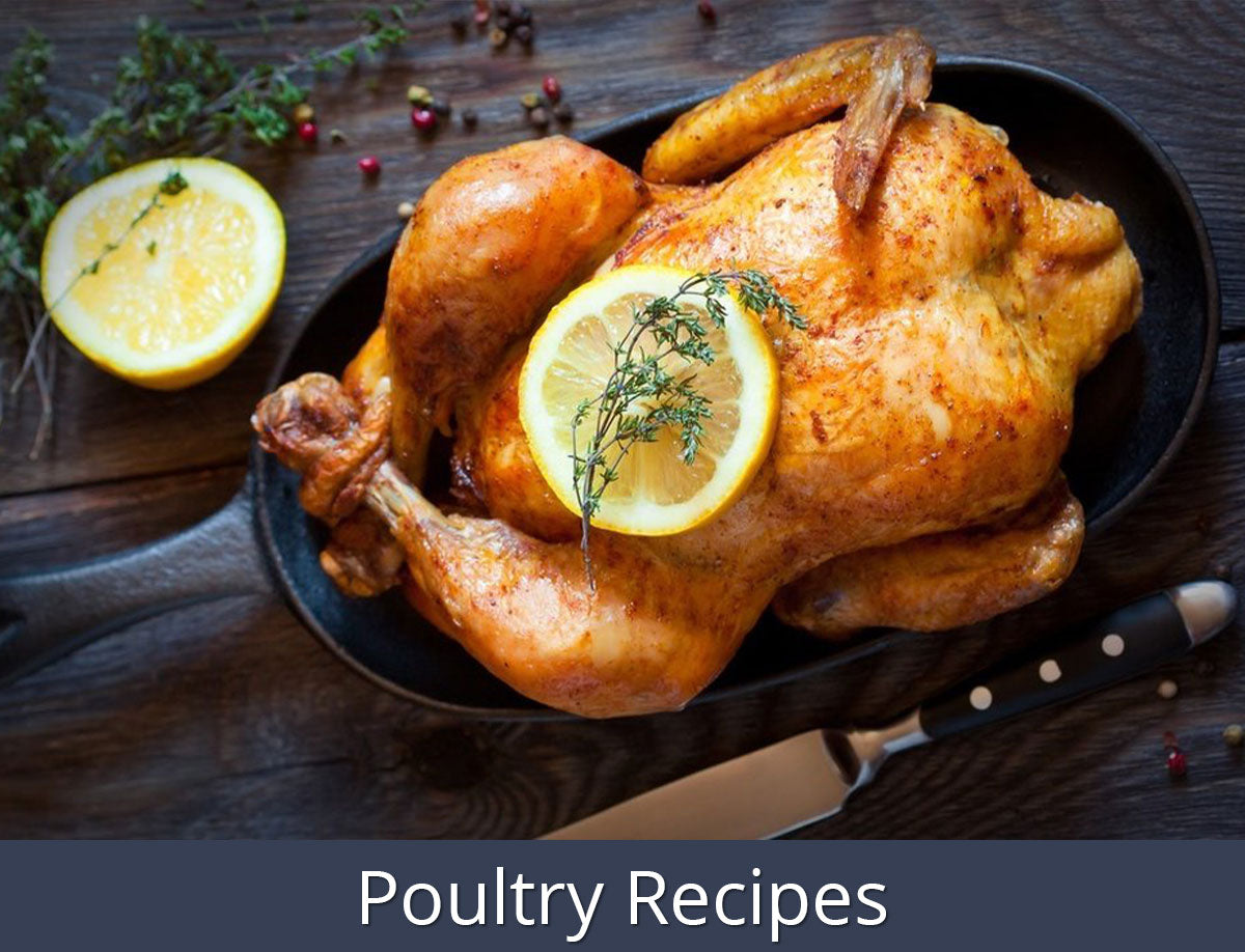 Poultry Recipes | SnS Grills