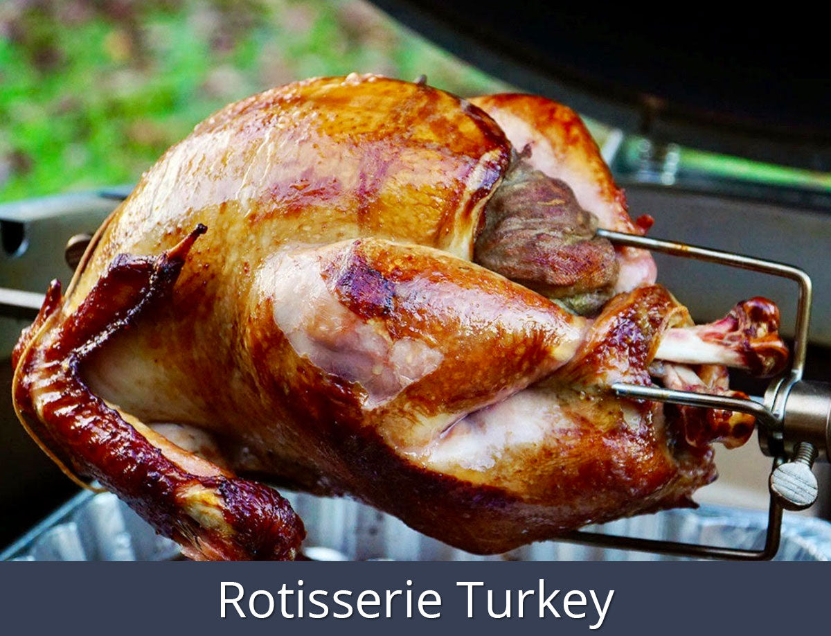 """Rotisserie Turkey"