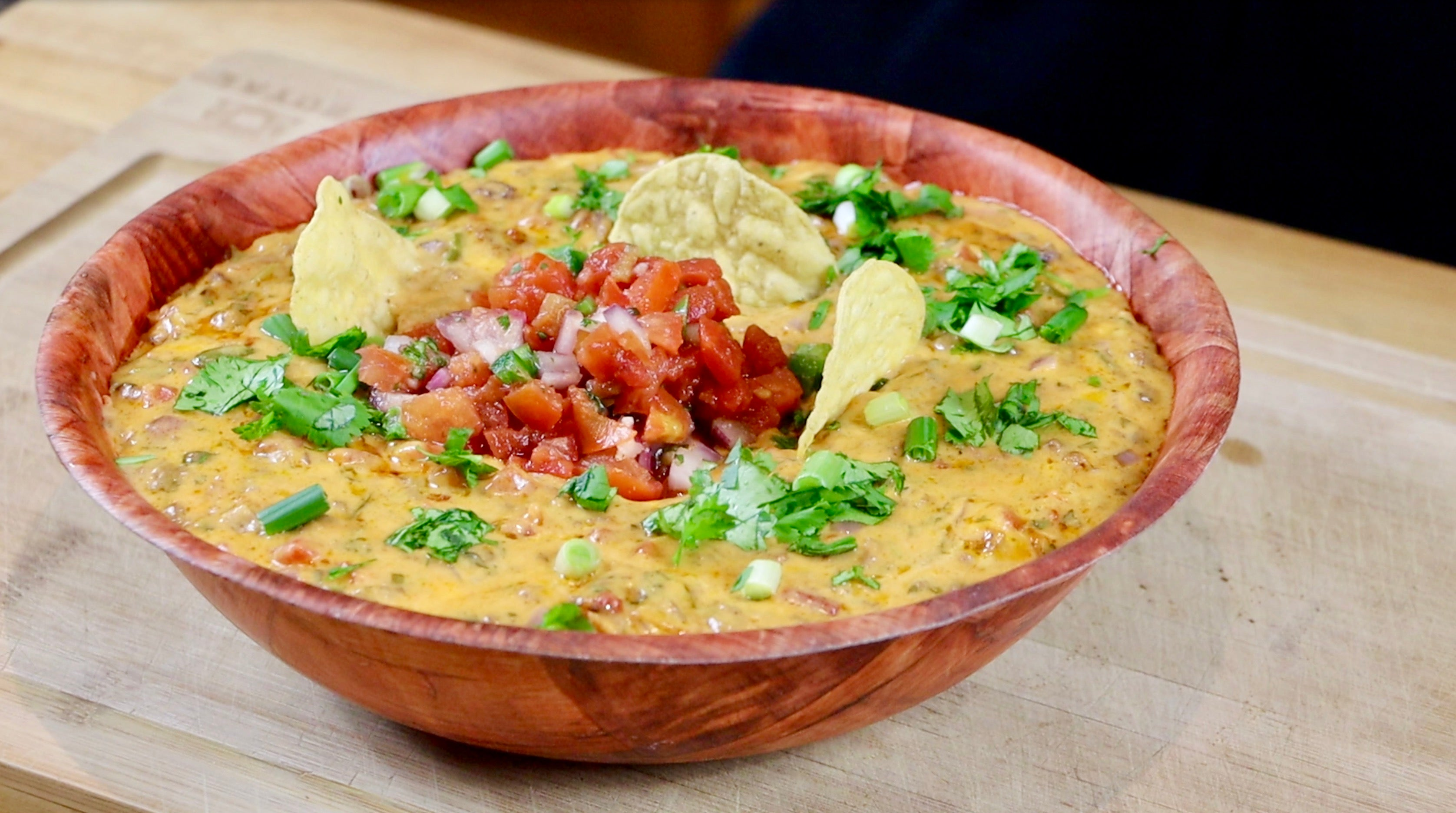 Game Changing Smoked Queso Recipe   SnS Grills