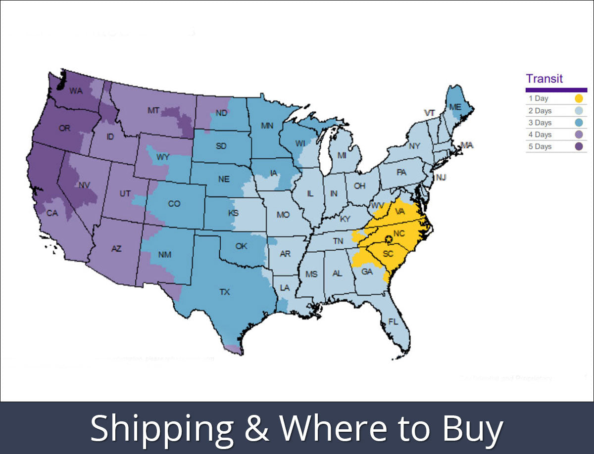 Shipping & Where to Buy | SnS Grills