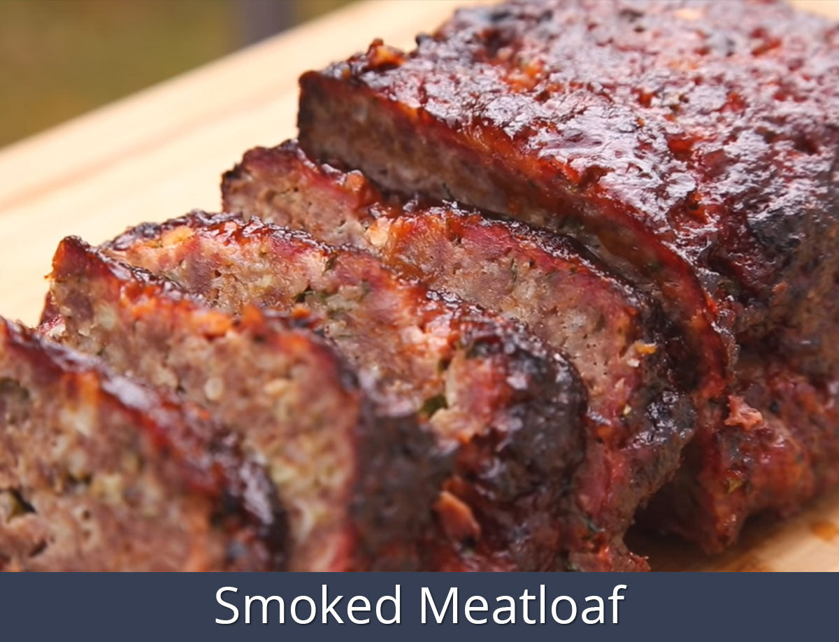 Smoked Meatloaf Recipe | SnS Grills