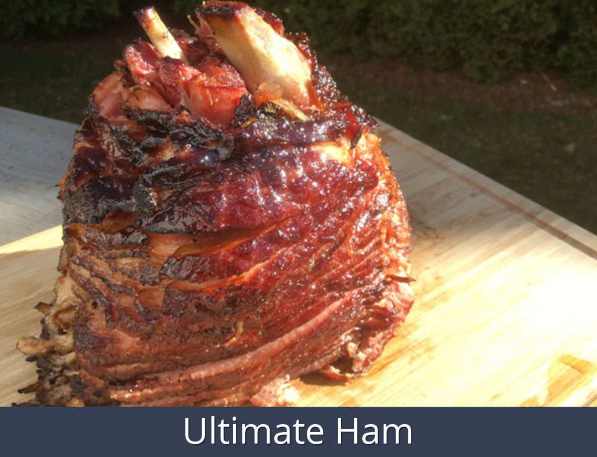 Ultimate Ham Recipe | SnS Grills