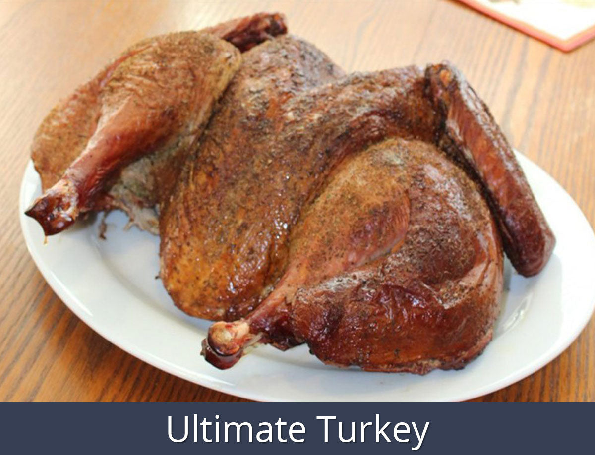 Ultimate Turkey Recipe | SnS Grills