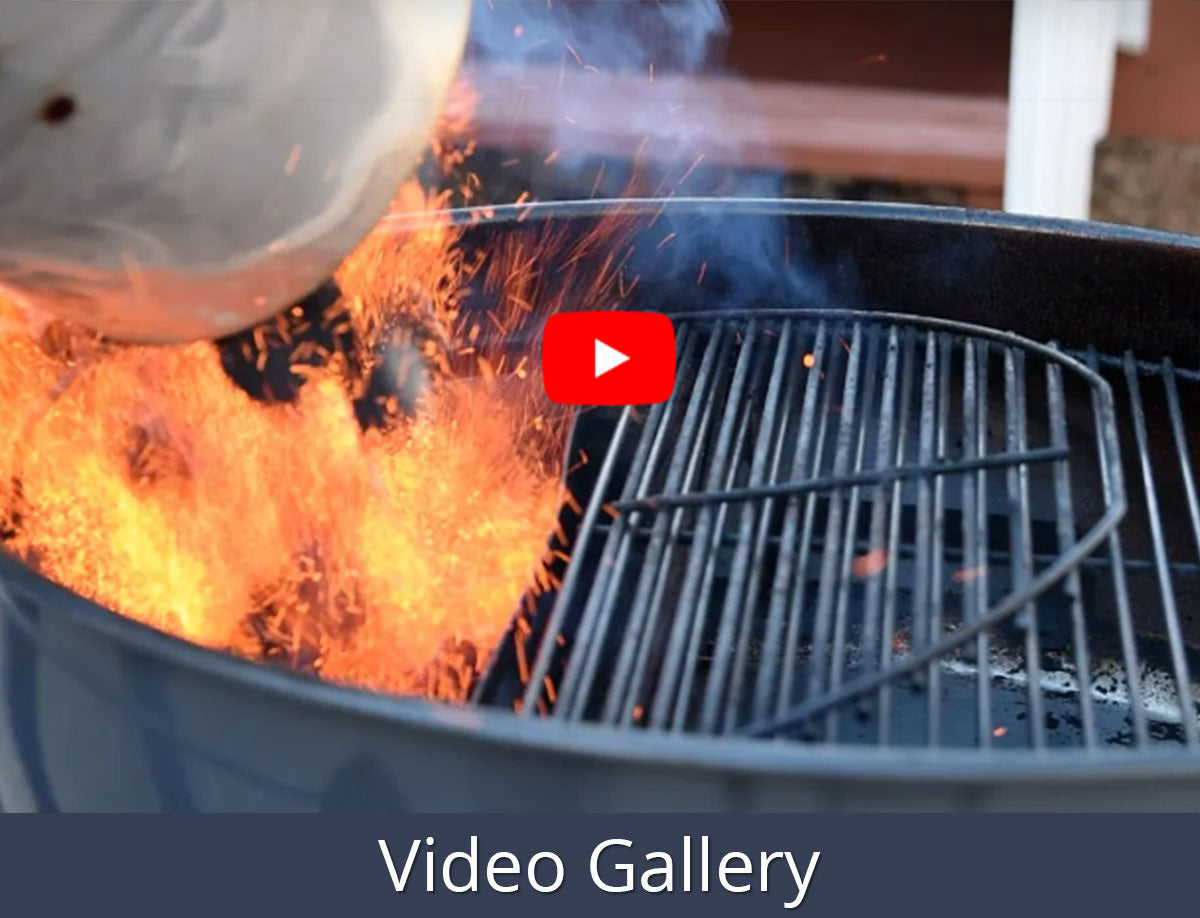 Video Gallery | SnS Grills