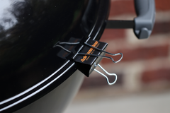 Sealed grill