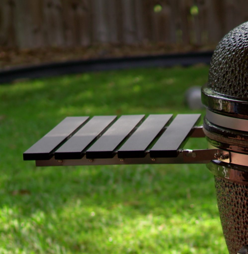 Kamado Side Shelves | SnS Grills