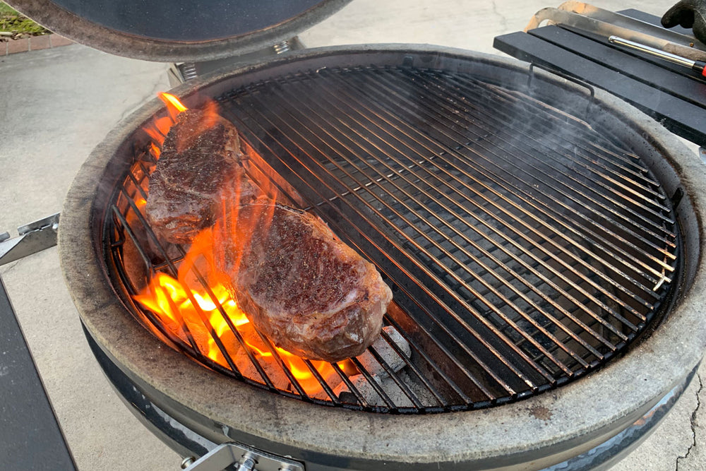 The Slow 'N Sear Kamado from SnS Grills is The Most Versatile Kamado on the Market