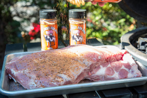 Not Just for Beef from SnS Grills is a pepper-based rub that's the perfect complement for beef.
