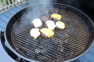 Slow 'N Sear® Kettle Grill - Without SnS