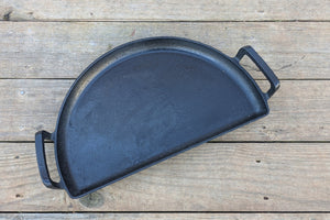 Drip 'N Griddle Pan - Cast Iron - ON BACKORDER