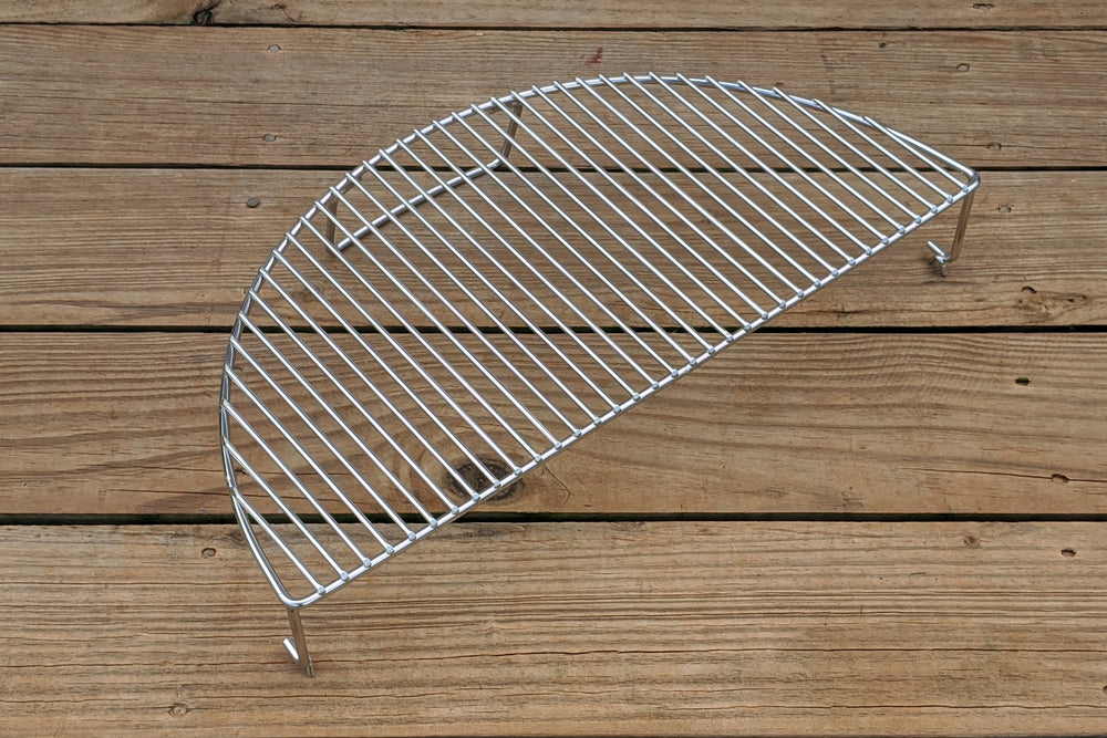 Elevated Cooking Grate - Stainless Steel
