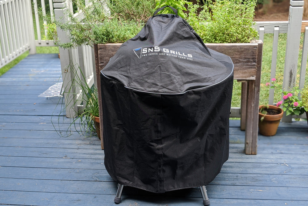 Slow 'N Sear® Kettle Grill Cover