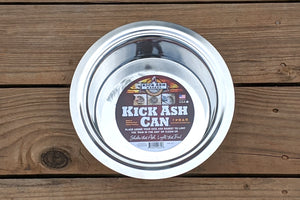 Get these must-have accessories for your Slow 'N Sear® Kamado grill! This package includes 3 products: Kick Ash Basket®, Kick Ash Basket® Divider and the Kick Ash Can®.