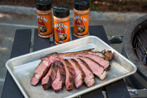 Rocky's Rub from SnS Grills is all about the bark!