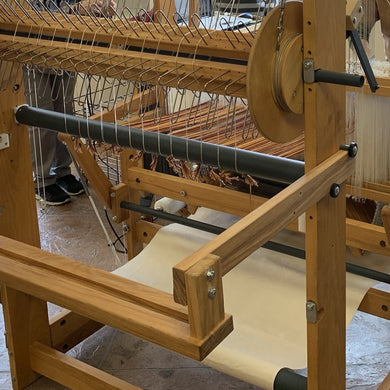 AVL Looms Track & Mount System on A-Series loom