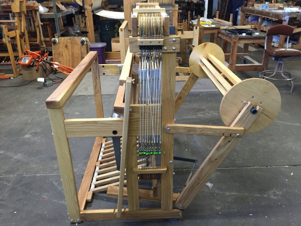 Modular Loom Harness & Treadle System (Home Loom, A-Series, FML, BML)