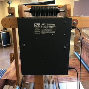 AVL A-Series loom with Compu-dobby