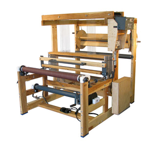 AVL Looms: hand crafted weaving machines made in Chico, CA