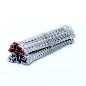 Metal heddles for AVL Loom