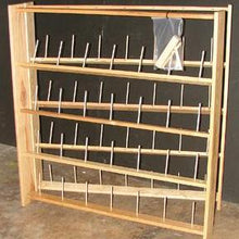 AVL Looms Cone Rack