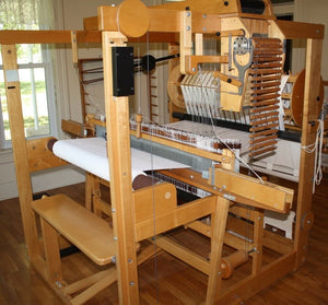 "48"" Production Dobby Loom, 16 Harness, Mechanical Dobby (R#0524A)"