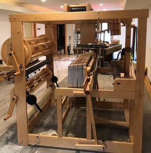 "48"" Production Dobby Loom, 16 Harness, Mechanical Dobby (R#0708A)"