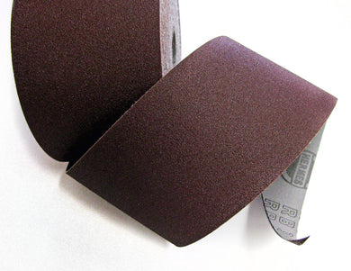 Sandpaper for AVL Cloth Beam