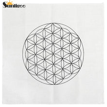 Load image into Gallery viewer, Printed Sacred Geometry Cloth