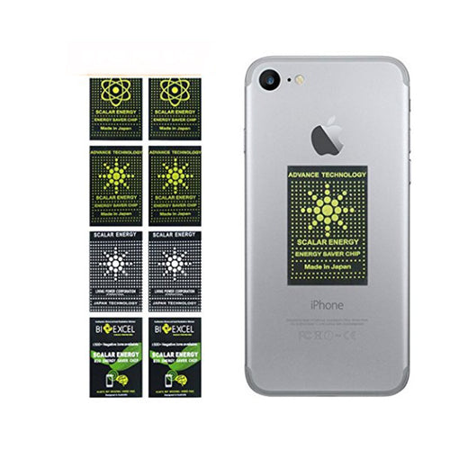 Scalar Energy Phone Sticker