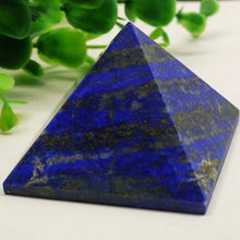 Load image into Gallery viewer, Lapis Lazuli Crystal Pyramid