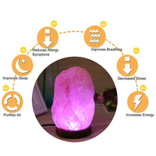 Load image into Gallery viewer, Himalayan Salt Lamp