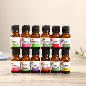 Various Essential Oils Sold Singly