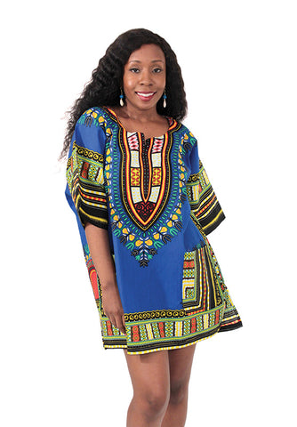 Colourful Dashiki