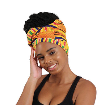 Kente Headwrap 2