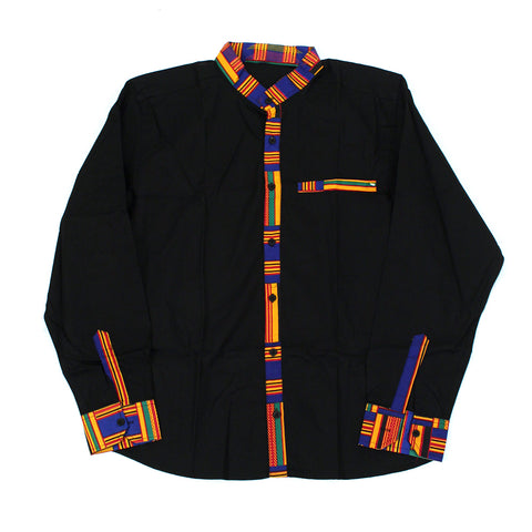 Kente Dress Shirt