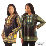 Long Sleeve Dashiki