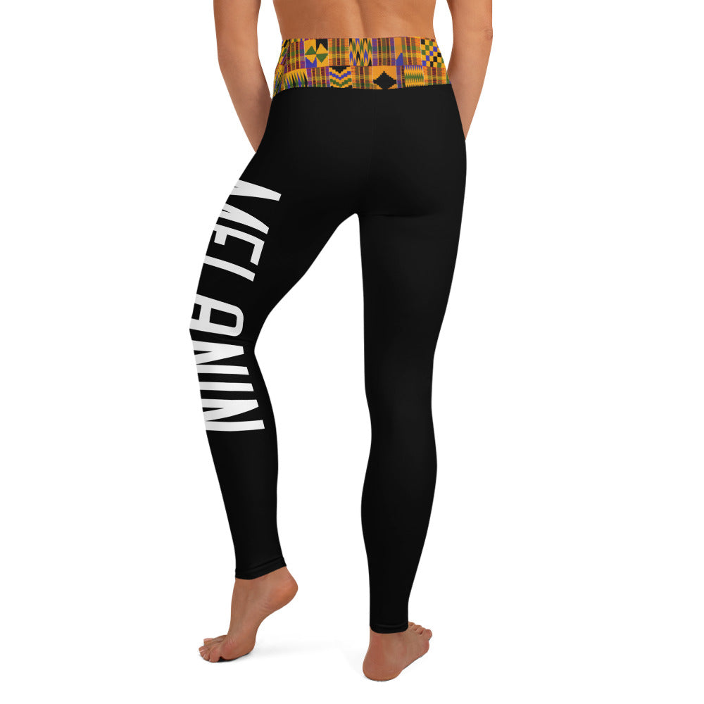 Melanin Yoga Pants