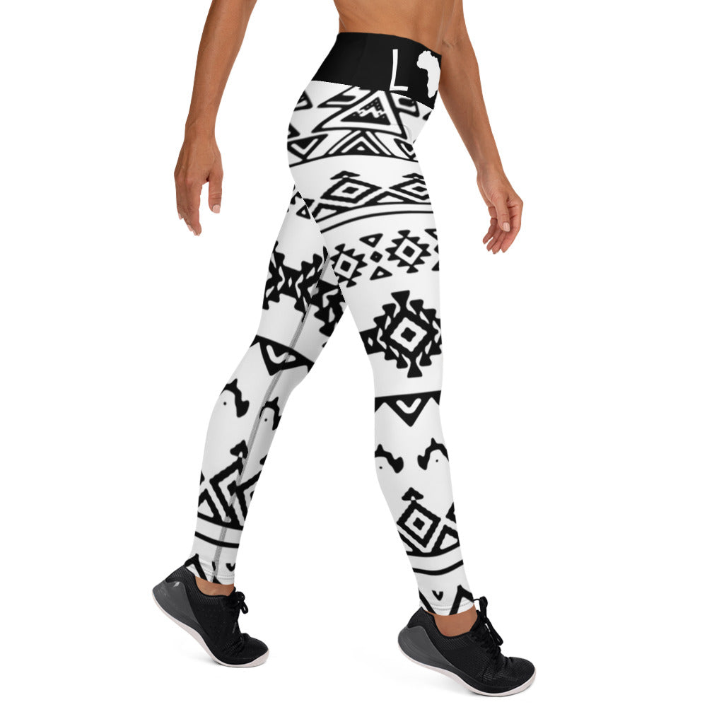 Love Africa Leggings