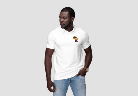 Africa Polo T-Shirt