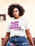 Black Lives Matter everyday T-shirt